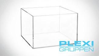 Akryl Box lådor, kuber och boxar i plexiglas